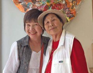 老人会の旅行に母と参加!